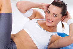 Exercise Royalty Free Stock Images