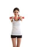Exercise asian woman Royalty Free Stock Photos