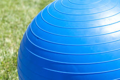 Exercise ball Royalty Free Stock Photography