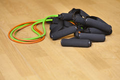 Exercise Bands Stock Images