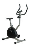 Exercise bicycle Stock Photography