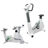 Exercise bicycle Royalty Free Stock Images