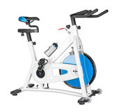 Exercise bike Stock Photos