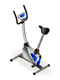 Exercise bike Royalty Free Stock Image