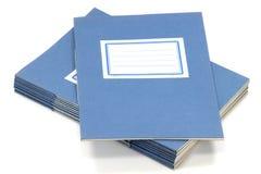 Exercise books Stock Photos