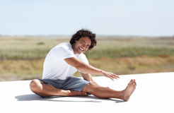 Exercise brings vitality back into your life Stock Image