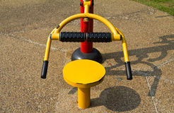 Exercise equipment. Royalty Free Stock Photography