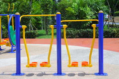 Exercise equipment Royalty Free Stock Image