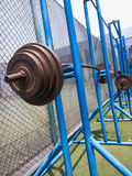 Exercise equipment Royalty Free Stock Photo