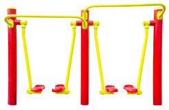 Exercise equipment Stock Photography