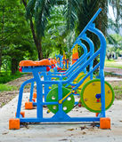 Exercise equipment. Royalty Free Stock Images