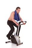 exercise fitness Стоковые Фотографии RF