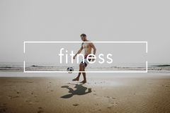 Exercise Fitness Health Life Activity Wellness Concept Royalty Free Stock Photo