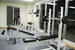 Exercise gym 2 Stock Photography