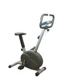 Exercise gym bike Royalty Free Stock Photos