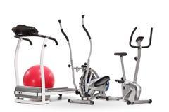 Exercise machines Stock Photos