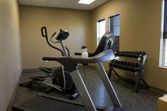 Exercise Room Stock Photos