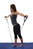 Exercise Routine Stock Photos