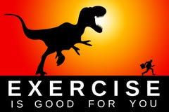 Exercise Royalty Free Stock Image