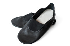 Exercise slippers Stock Images
