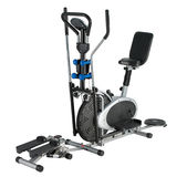 Exercise Tools Royalty Free Stock Images