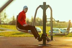 Exercise Stock Photo