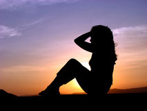 Exercised Sunrise Stock Image