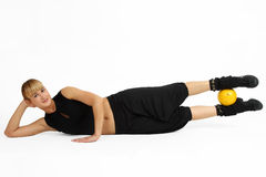 Exercises Stock Images