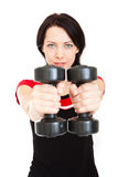 Exercises Royalty Free Stock Images