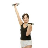 Exercising Stock Images