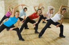 Exercitando mulheres Fotos de Stock Royalty Free