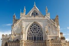 Exeter Cathedral Devon England UK stock photos