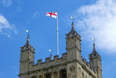 Exeter cathedral Royalty Free Stock Photography