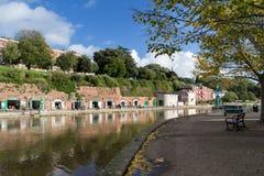 Exeter Devon Anglia UK Zdjęcie Stock