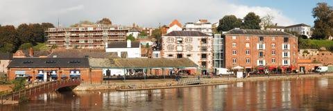 Exeter Devon England Regno Unito Fotografia Stock Libera da Diritti
