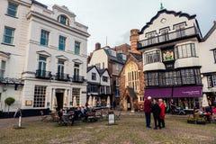 Exeter, Inghilterra Immagini Stock