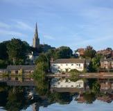Exeter Inglaterra Imagen de archivo