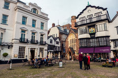 Exeter, Inglaterra Imagenes de archivo