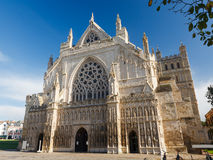 Exeter-Kathedrale Devon England Großbritannien Lizenzfreie Stockfotografie