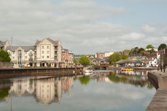 Exeter Quay Stock Images