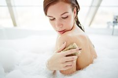 Exfoliation Stock Images