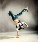 Exgtreme Dance Stock Photo