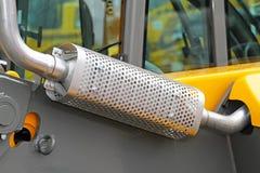 Exhaust Stock Photo
