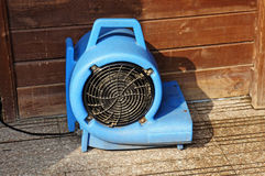 Exhaust fan Royalty Free Stock Images