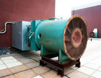 Exhaust fan and exhaust system Royalty Free Stock Image