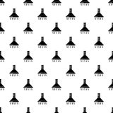 Exhaust pattern vector seamless. Repeating for any web design Royalty Free Stock Photography