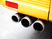Free Exhaust Pipe Stock Photography - 17400042