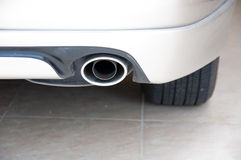 Free Exhaust Pipe Car Royalty Free Stock Photography - 19592477