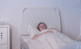 Exhausting disease Stock Images