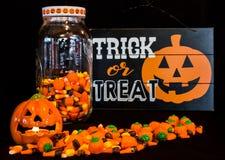 Exhibición de Halloween fotos de archivo libres de regalías